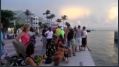 Key West - Sunset am Mallory Square