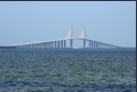 St. Petersburg - Sunshine Skyway Bridge