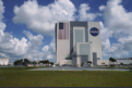 Cape Canaveral - Kennedy Space Center - Vehicle Assembly Building